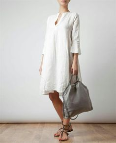 Hemp tunic Dress