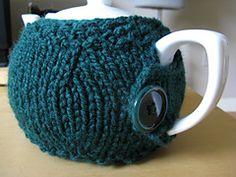 Ravelry: Teapot Cosy pattern by Alexis Layton