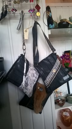 Nye vare i Galleriet, hand made bags