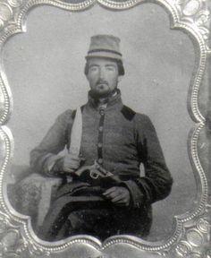 Cicero DAVIS (b. Nov 29, 1838,  d. Jun 1862) A private in Co. G of the 6th Arkansas soldier.