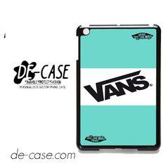 Vans Light Blue Style DEAL-11630 Apple Phonecase Cover For Ipad Mini 2, Ipad Mini 3, Ipad Mini 4