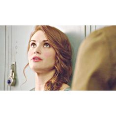 Photo by K • PicMonkey: Photo Editing Made Of Win ❤ liked on Polyvore featuring teen wolf, holland roden, holland, people and people - holland roden