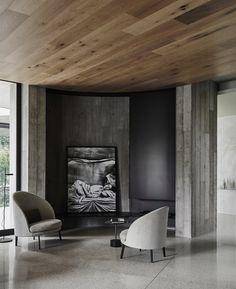 Resultado de imagen de Twig House by Leeton Pointon Architects + Interiors, and Allison Pye Interiors