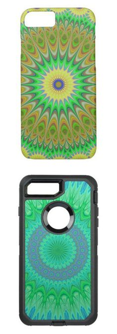 Mandala Phone Cases Collection - iPhone / Samsung Galaxy and other phone cases