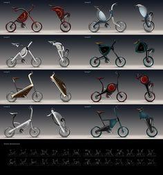 BROMPTON custom stickers vélo MBK pliable fixie bicycle road bmx Racer