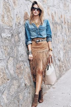 Western Fashion Collection for Girls Look Fashion, Girl Fashion, Fashion Outfits, Womens Fashion, Fashion Trends, Looks Street Style, Casual Street Style, Skirt Outfits, Cute Outfits