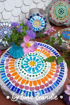 Mosaik - Bine Brändle
