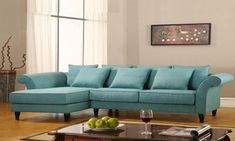 Image result for turquoise leather sofa