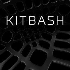 PARALIEN :: Kitbash :: 001, Lee SOUDER on ArtStation at https://www.artstation.com/artwork/1vDPG