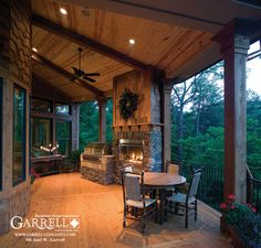 Screened Porch Designs | //homechanneltv.blogspot.com/2015/05 ... on brick kitchen fireplace, patio dining room, french kitchen fireplace, stone kitchen fireplace, outdoor kitchen fireplace, patio kitchen lighting, patio kitchen gas grill, living room kitchen fireplace, patio glass doors, patio kitchen chairs, patio block designs, home kitchen fireplace,