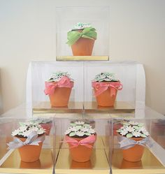 Such a fab idea - chocolate brownie cupcakes! Yummmmmmmmmmmm