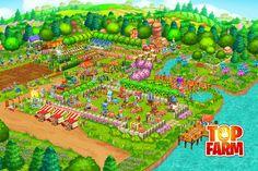 Minha fazenda cresce e expande todos os dias! Baixe Top Farme agora e cria sua própria fazenda. http://smarturl.it/tf_share