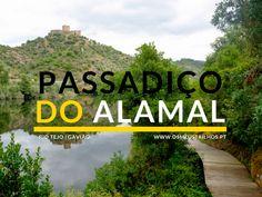 Passadiço do Alamal - um paraíso à beira Tejo | Os Meus Trilhos