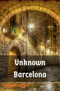 7 Top Secrets about Barcelona