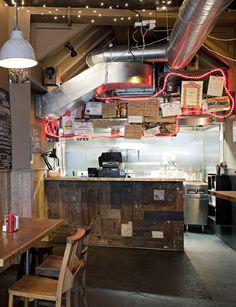 Tommi's Burger Joint, London | We Heart; Lifestyle & Design Magazine