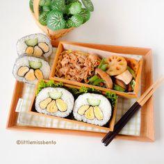 Little Miss Bento  シャリーのかわいいキャラベン: recipe