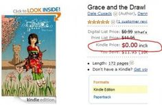 grace and the drawl, free kindle book