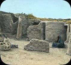 All sizes | Egypt: Houses of Soudanese Soldiers, Assuan | Flickr - Photo Sharing!