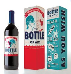 Fun package design. ^ll Designed by Helms Workshop in Austin, TX