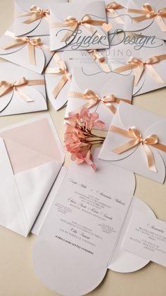Partecipazioni linea Chic - EYDER DESIGN Wedding Stationery & much more