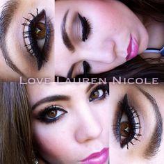 Makeup #mua #motd #fashion follow LoveLaurenNicoleOffical on Instagram and on YouTube LoveLaurenNicole