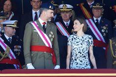 Reyes España aniversario