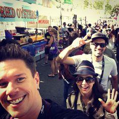 "1,780 To se mi líbí, 30 komentářů – David (@divodavidmiller) na Instagramu: ""Walking back to the #siff2017 lounge through the Folk Fest with Kieran Wheeler and…"""