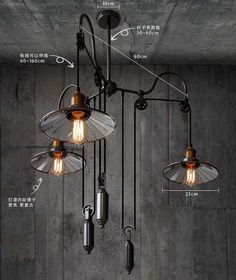 475.00$  Buy here - http://alibos.worldwells.pw/go.php?t=32246216121 - rise and fall pendant lights Pull Down Lighting for Over Tables Kitchen Rise Fall Lights led modern pendant lamps dining room