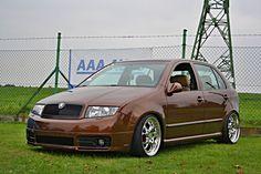 Škoda Fabia MK1 - 19. sraz Skodahome