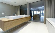 New Spacious Apartment Boasting a Fresh and Modern Interior in Bojnice, Slovakia