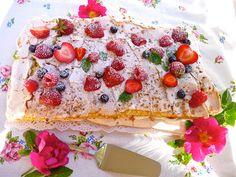 Belle Baie: Kesäinen Brita-kakku