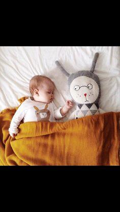 So chou / bebe endormi