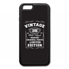 well aged original parts limited edition 1996 iPhone 6/6s Rubber Case