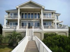 NASCAR driver Kyle Petty's South Carolina beachfront home is for sale
