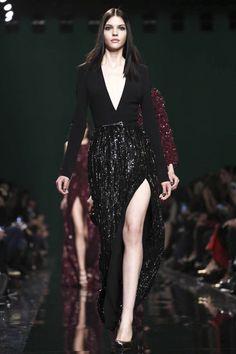 Elie Saab Ready To Wear Fall Winter 2014 Paris