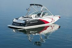 The 2011 Mastercraft X-35 is a 23.5 ft V-Drive Inboard wakeboard boat. Its ILmore MV8 5.7 engine produces 320 hp. This wake boat can seat up to 16 passengers. Standard ballast is 1,000 lbs. #Mastercraft #Wakeboard #Boat
