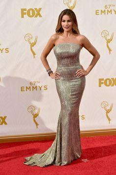 Sofia Vergara in St. John (67th Primetime Emmy Awards)