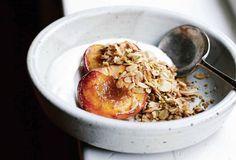 Roast Peaches Recipe | Leites Culinaria