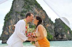 Railay Buddhist Blessing Railay Beach, Thailand Wedding, Event Organiser, Blessing, Destination Wedding, Marriage, Valentines Day Weddings, Destination Weddings, Weddings