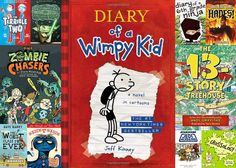 Keep your Wimpy Kid fan reading with these totally awesome and outrageously funny read-alike books.
