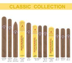 Montecristo cigars featuring the Montecristo Classic cigar collection. Churchill, Montecristo Cigars, Cigar Art, Premium Cigars, The Masterpiece, Classic Collection, Whisky, Liquor, Pipes