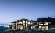 Stunning solar Butterfly House masters resource conservation in California | Inhabitat - Green Design, Innovation, Architecture, Green Building