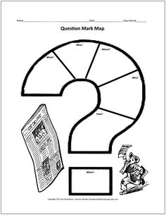 Ten free downloadable graphic organizers to help students prepare to write.