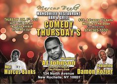 Our guy @mbanks914 has one of the dopest comedy nights each and every 1st Thursday of the month. Tonight will be no different. Come out and support this young brother and get a good laugh while you're at it. Head over to @mangoville134 in New Rochelle ear