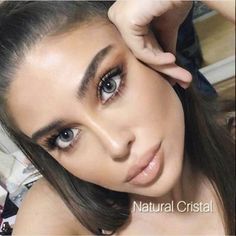 NEW IN – Lensweets Natural Color Contacts, Best Colored Contacts, Dark Brown Eyes, Gray Eyes, Solotica Lenses, Brown Eyed Girls, Cool Eyes, Amazing Eyes, Natural Crystals