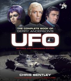 Ayshea Brough to attend Complete Book of UFO launch event - Gerry Anderson News