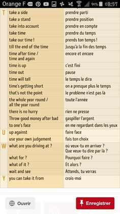 Learn French Videos Bullet Journal Printing Education For Kids Printer Referral: 4590120918 French Verbs, French Grammar, French Phrases, French Quotes, French Language Lessons, French Language Learning, French Lessons, English Lessons, French Flashcards