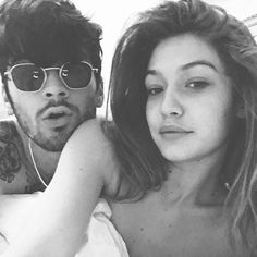 "568 gilla-markeringar, 2 kommentarer - Zigi Updates (@z.igi) på Instagram: ""I'm so tired but I still have to study  #zigi #zaynmalik #gigihadid"""