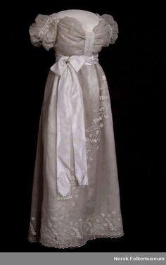 Dress, Norweigian Folk Museum.