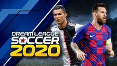 Dream League Soccer 2020 Amazing New Messi & Ronaldo Edition For Android Uefa Champions Legue, Champions League, Juventus Team, Apps Android, Messi Fans, Barcelona Team, Fantasy Team, Messi And Ronaldo, Professional Soccer